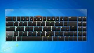 Tastatur umstellen englisch deutsch mit Tastenkombination - Videotutorial