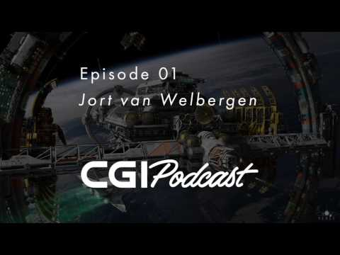 CGI Podcast E 1 Jort van Welbergen - Creating Opportunities