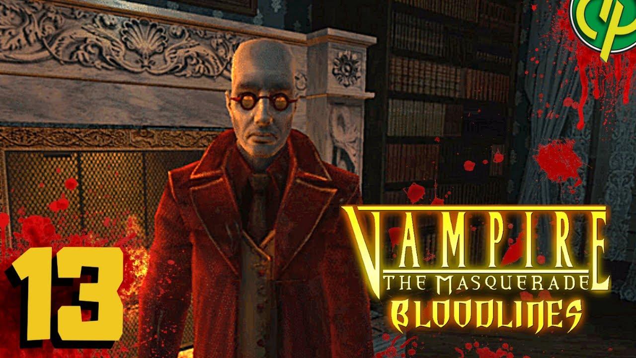 Vampire The Masquerade Strauss