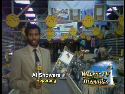 WLOX Memories   New Laser Disc Technology   1984