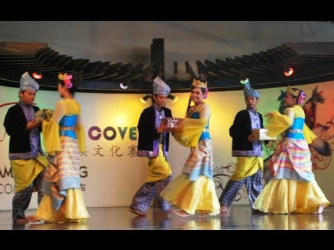 Malaysia Traditional Culture Dance