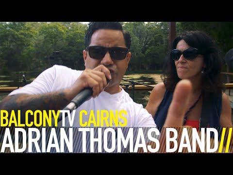 ADRIAN THOMAS BAND - SHAKE A LEG (BalconyTV)