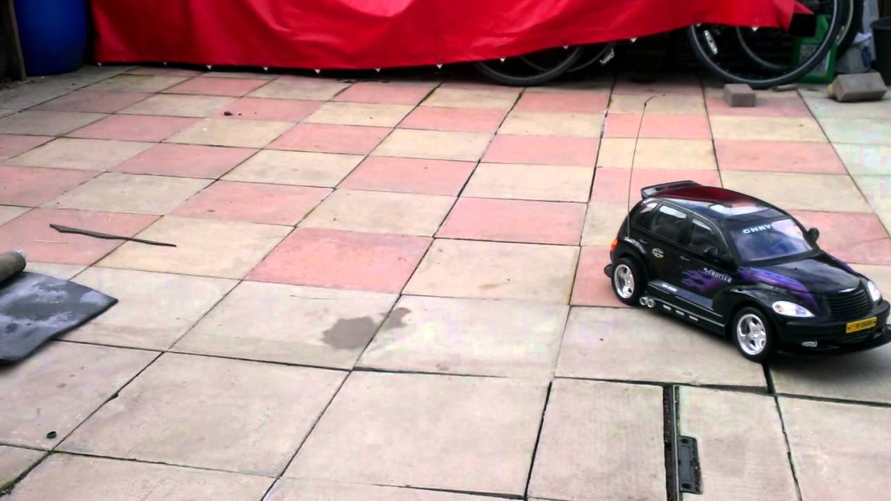Pt Cruiser Remote Control Car
