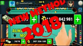 (2018)How to Hack 8 ball pool 1000% working.New trick to hack 8 ball pool