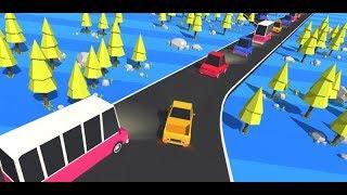 Traffic Run Level 1-20 gamebook Gameplay Android IOS game - car traffic run screenshot 1