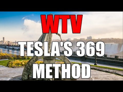 What You Need To Know About The TESLA 369 METHOD