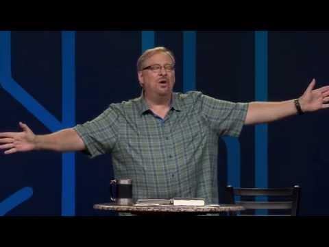 Daring Faith: Daring To Commit with Rick Warren