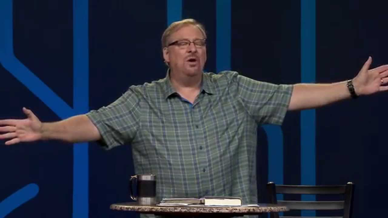 Daring Faith: Daring To Commit with Rick Warren