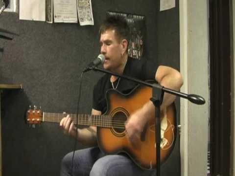 Keith Horne plays Shaky Ground live 10/21/09