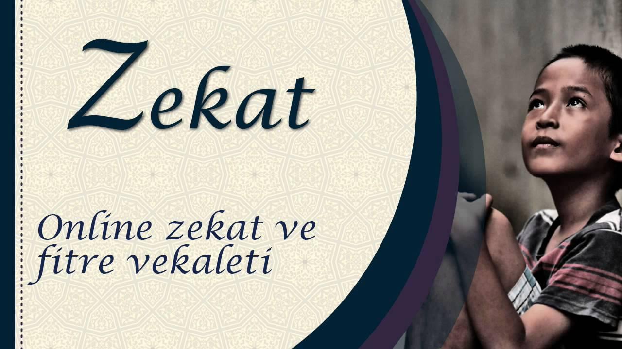 Online Zekat ve Fitre Vekaleti - Sorularla İslamiyet