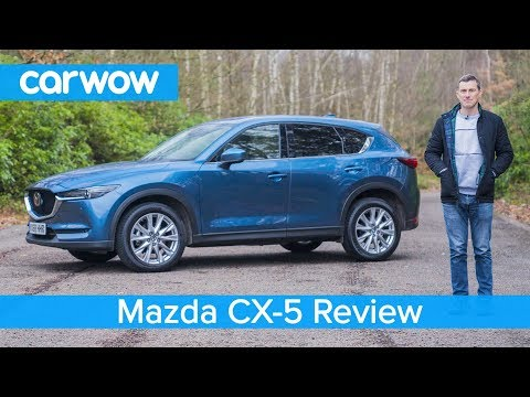 Mazda CX-5 SUV 2019 in-depth review | carwow Reviews