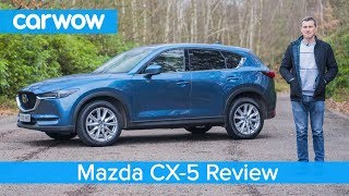 Mazda CX-5 SUV 2020 in-depth review   carwow Reviews