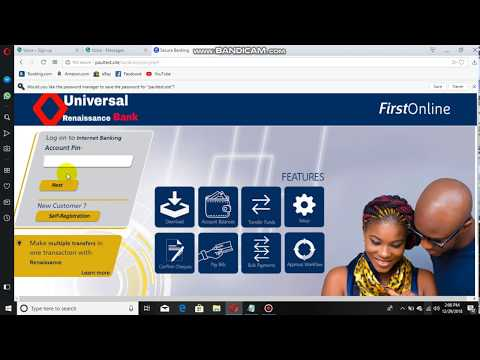 Online Banking PHP Scripts  / Script For Online Banking Demo