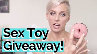 Sex Toys for Men (Male Sex Toy Review and Giveaway)
