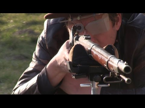 Shooting the Lorenz 1854 infantry rifle