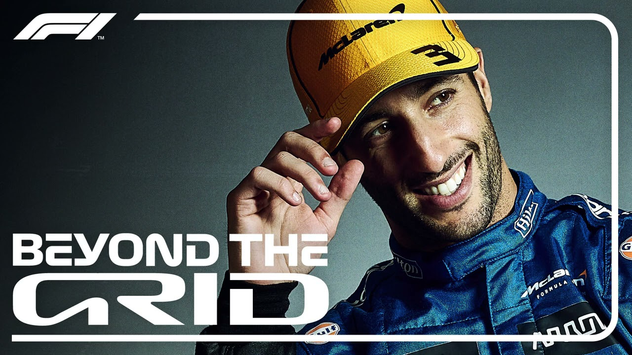 Daniel Ricciardo on His McLaren Victory, the USA And 2022 | Beyond The Grid | Official F1 Podcast
