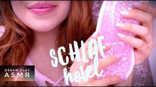 ★ASMR [german]★ SLEEP HOTEL pampering you | Dream Play ASMR