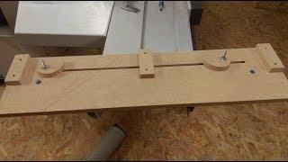 Comment fabriquer une presse pour établi ou table  MFT/Build a MFT bench press