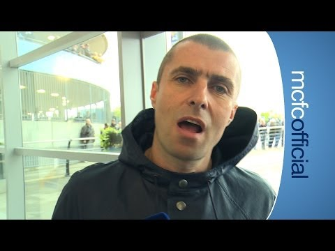LIAM GALLAGHER EXCLUSIVE | City v West Ham