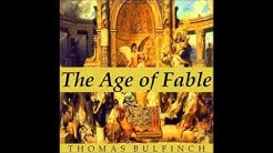 Bulfinch's Mythology: The Age of Fable audiobook - part 1