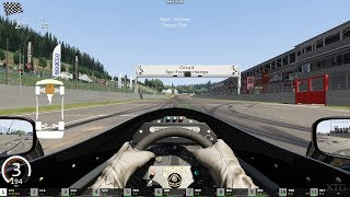 Assetto Corsa - Lotus 98T (Keyboard) PC Gameplay HD