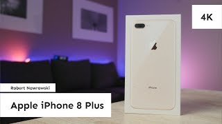 iPhone 8 Plus Rozpakowanie Unboxing PL | Robert Nawrowski
