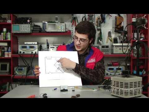 Амперметр переменного тока -