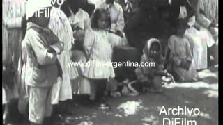 """DiFilm - Inedito: Pelicula argentina """"El ultimo Malon"""" (1918)"""