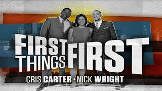 First Things First 8/16/2018 - Rodgers + Sam Darnold + LAbron + Ramsey critics