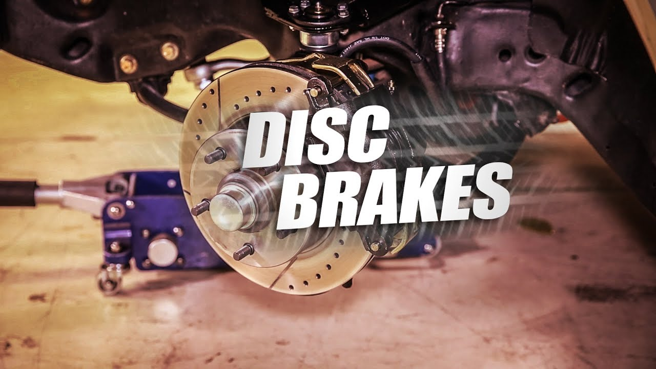 Project Chevelle Episode 6: Disc Brakes
