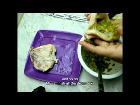 SheryDiary : Crispy Ginger-Lime Chicken Thighs - YouTube