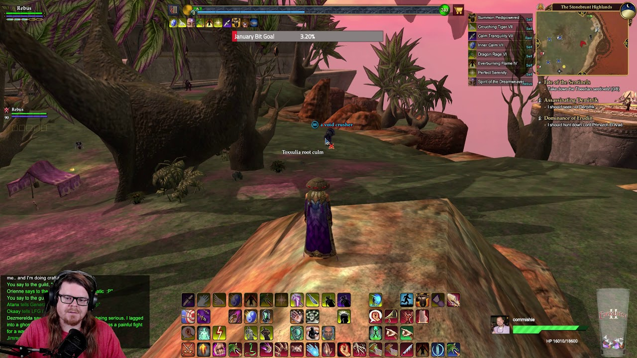 EverQuest 2 | Server: Fallen Gate | A little this and a bit of that
