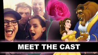 beauty and the beast 2017 disney s live action cast beyond the trailer