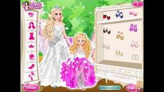 Золушка Маленькая Принцесса Невеста Прекрасная 2015 Игра Для Девочек