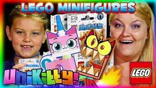 LEGO UNIKITTY Minifigure Blind Bag Mystery Unboxing