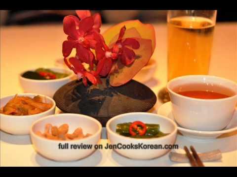 Palsun Shilla Hotel Seoul Korean Chinese Restaurant Jajangmyun JenCooksKorean com