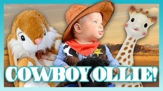 COWBOY OLLIE! | Look Who