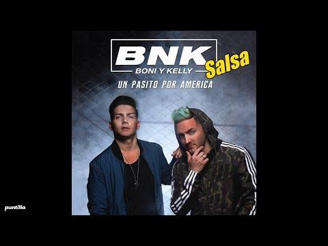 Boni & Kelly - Un pasito por América (versión salsa)