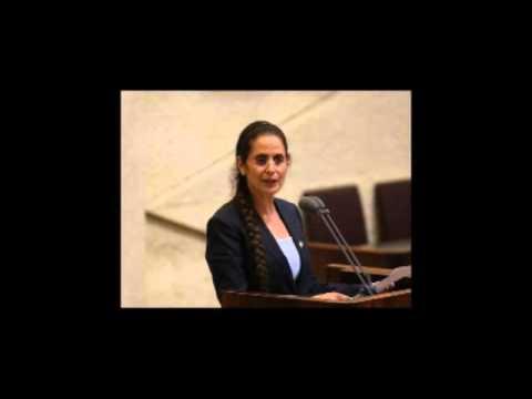Briefing & Conf Call with  Likud MK DR. ANAT BERKO