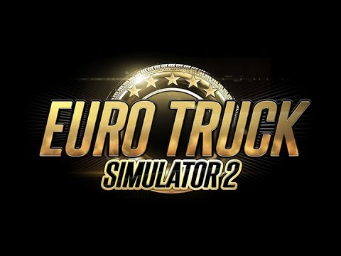 Euro Truck Simulator 2 Multiplayer. Стрим с рулем Logitech G27 Racing Wheel