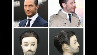 Tom Hardy Haircut Tutorial