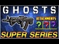 """Cod Ghosts: """"THE SUPER VEPR"""" Super Series Ep.1 (Call of Duty Weapons & Guns)   Chaos"""