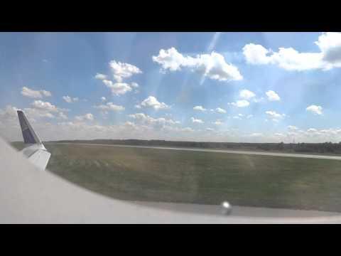 Air Astana, Airbus A320 Sharklet  Взлёт из аэропорта Пулково ВПП 10R  Рейс Санкт Петербург   Алматы