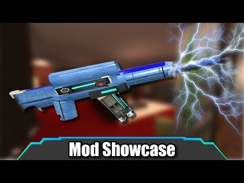 Garry's Mod | Are These Tesla Weapons Any Good? | Mod Showcase