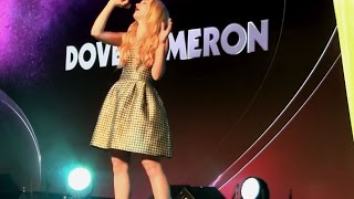 "Dove Cameron ""If Only"" from ""Descendants"" live at D23 Expo- FRONT ROW"