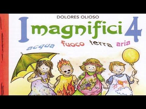 Dolores Olioso - I magnifici 4