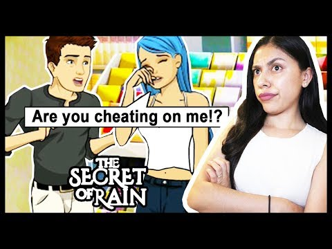IS MY BOYFRIEND CHEATING ON ME!?! - THE SECRET OF RAIN (Episode 20) - App Game
