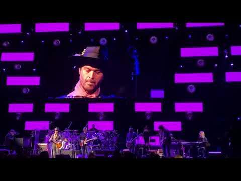 "Eric Clapton 9/21/19 ""Layla"" with John Mayer & Doyle Bramhall ii at Crossroads Festival in Dallas,TX"