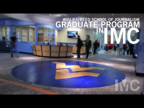 WVU's Integrated Marketing Communications (IMC) Graduate Program