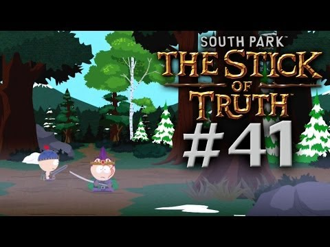 South Park Stick Of Truth Walkthrough Episode 41 - The Lost Forest Gameplay Lets Play Part 41